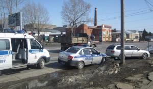 Сотрудники ГИБДД задержали подозреваемого в попытке сбыта героина.