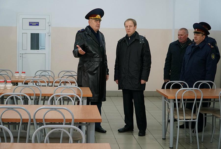 Колонии и тюрьмы Алтайского края