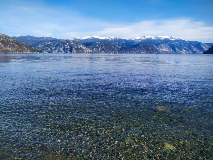 Фотозарисовки о Телецком озере.