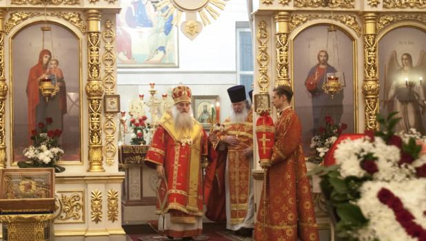 В Алтайском крае в канун Пасхи запретили посещение церквей.