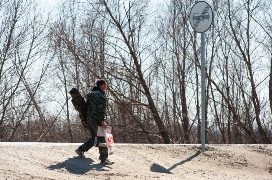 Барнаульцы в пандемию вышли на шашлыки и рыбалку.