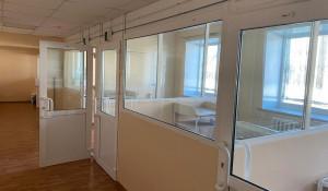 Госпиталь для пациентов с Covid-19 в Камне-на-Оби.