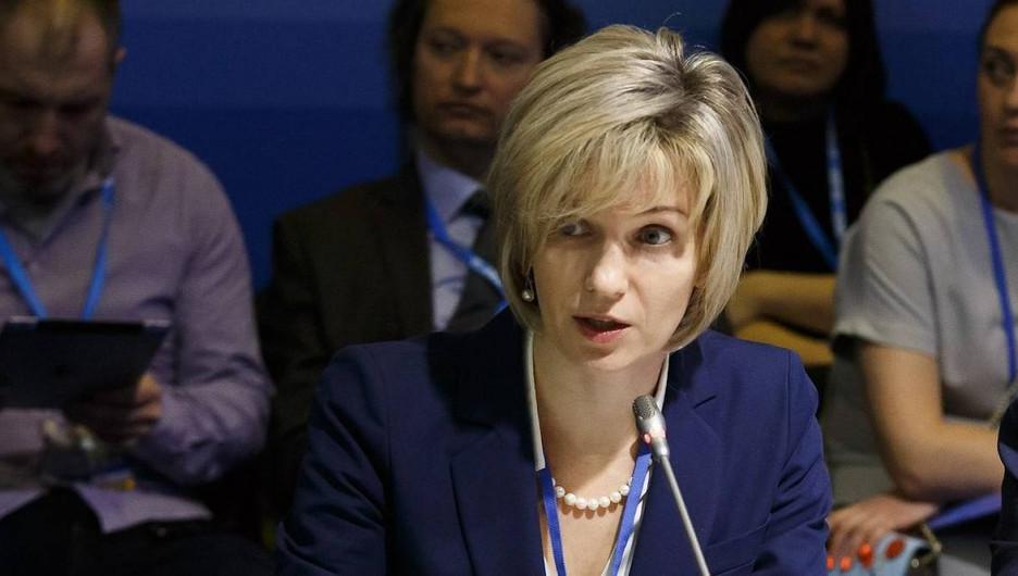 Екатерина Косогова.