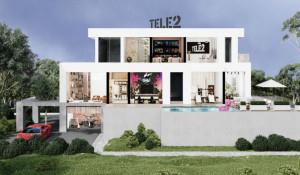 Tele2 приглашает в дом по другим правилам.