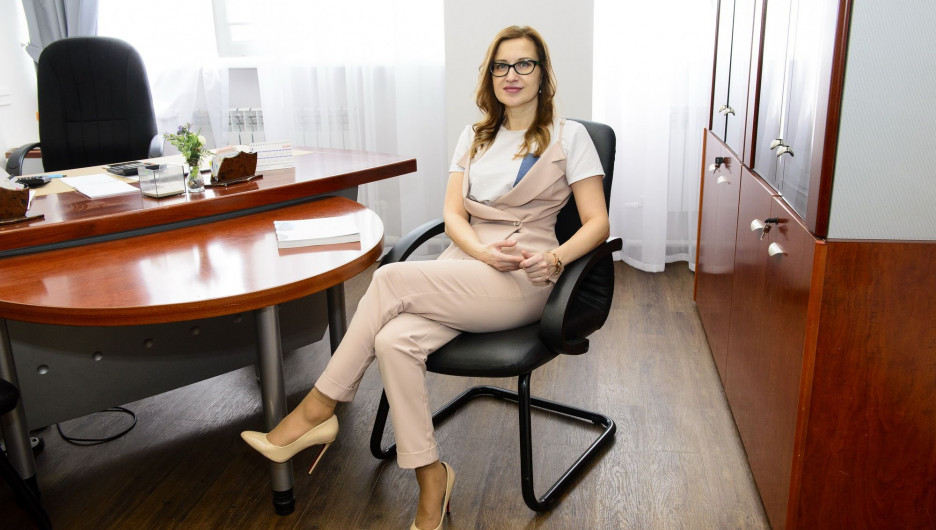 Светлана Седова.
