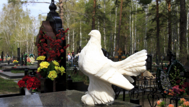 Черницкое кладбище.