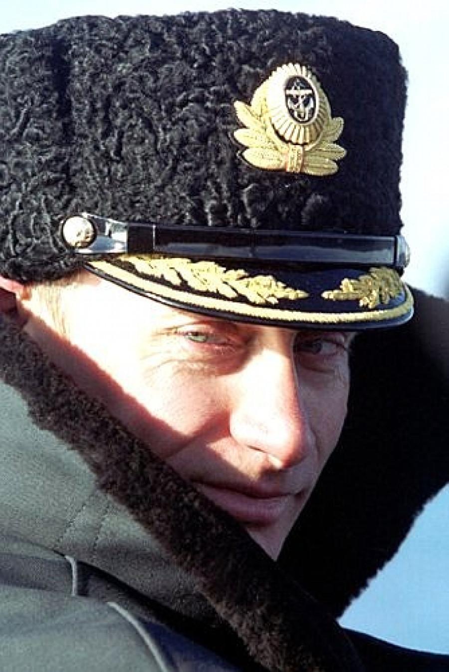 Владимир Путин, 2000 год.
