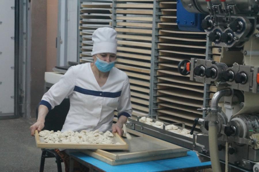 Проверка работы предприятий Немецкого района.
