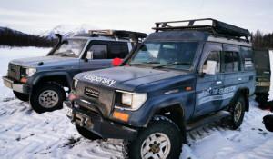 Экспедиция из Барнаула до Северного Ледовитого океана.
