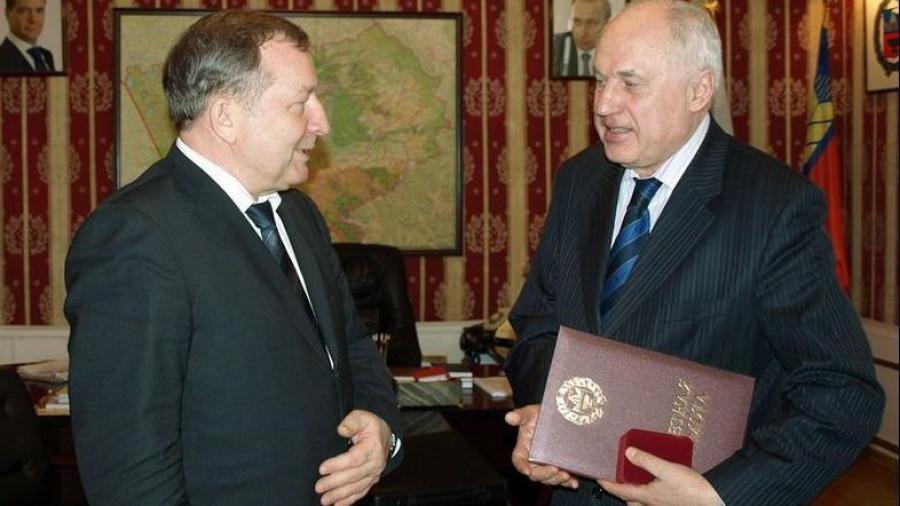 Александр Карлин и Владимир Германенко.