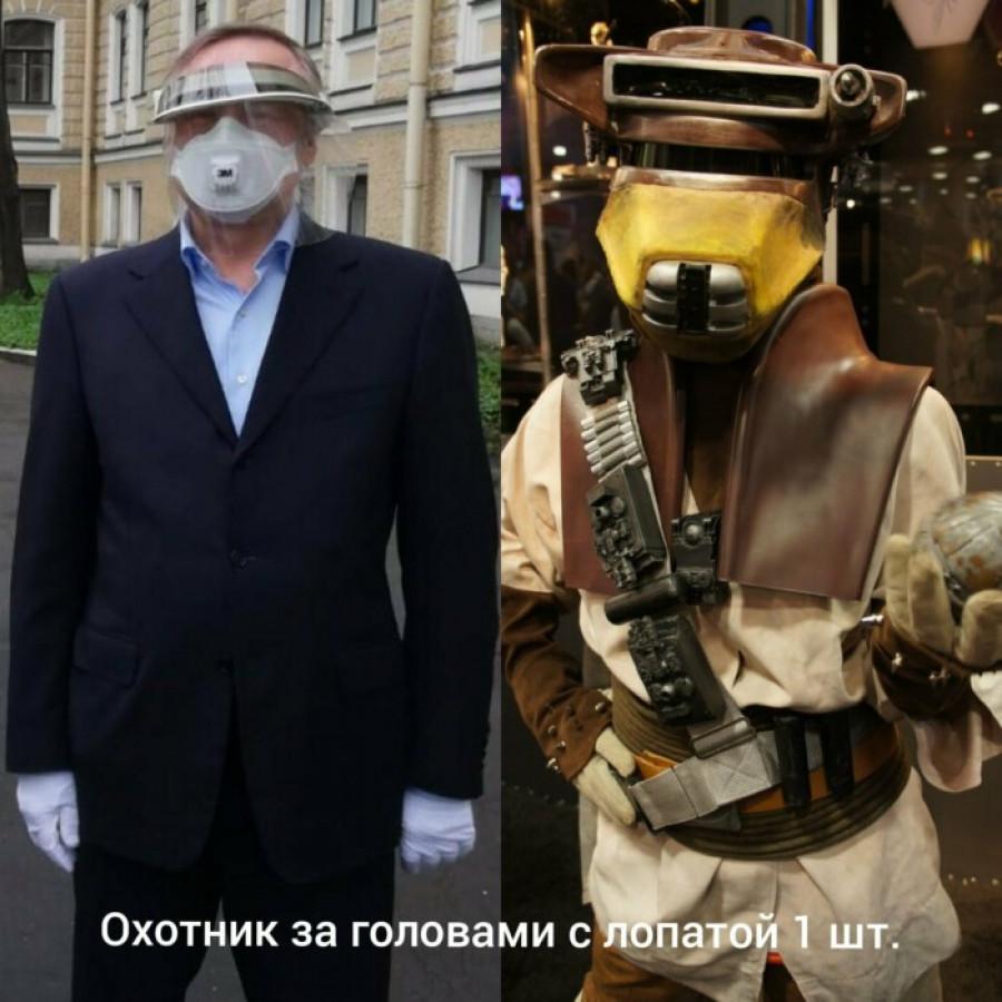Мемы после того, как губернатор Санкт-Петербурга Александр Беглов посетил родильные дома.