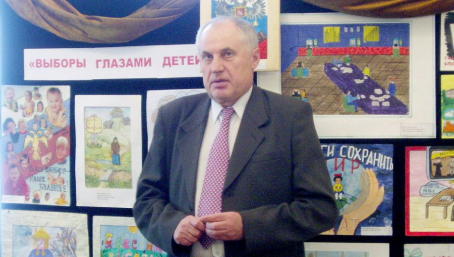 Владимир Германенко.