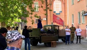 Депутаты «Единой России» в регионе принимают участие в акции «Парад у дома ветерана»