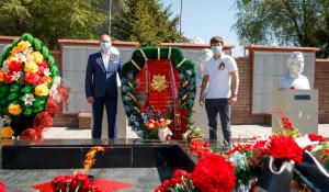 Празднование 75-летия Победы.