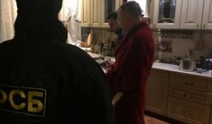 Обыск в доме Сергея Демина.