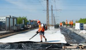 Реализация нацпроекта «Безопасные и качественные автомобильные дороги» в Барнауле.
