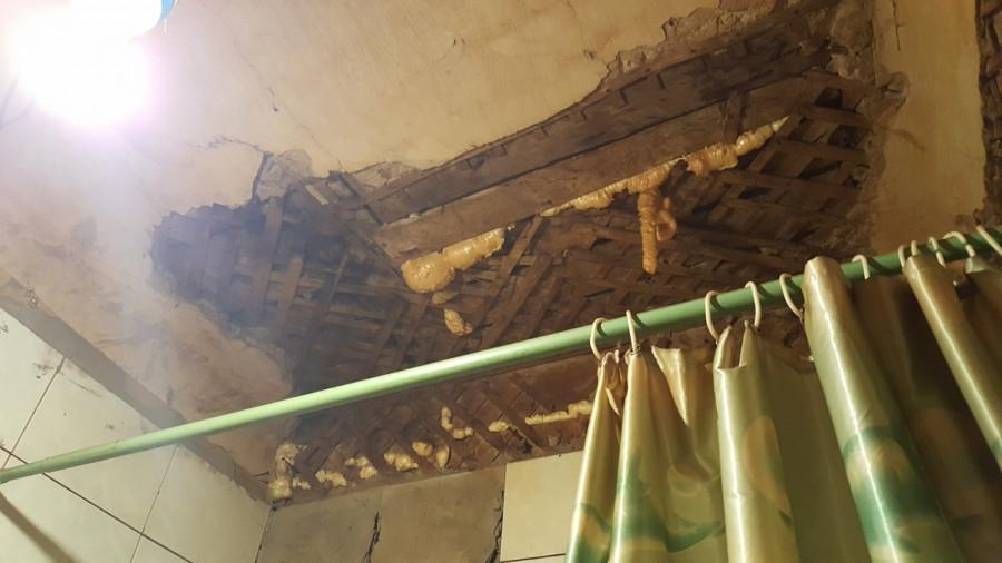Аварийное жилье в Барнауле.