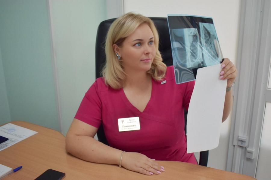 Евгения Хакимова, онколог-маммолог.