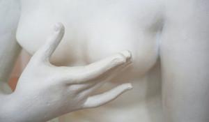 Женская грудь.