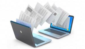 Электронный документооборот.