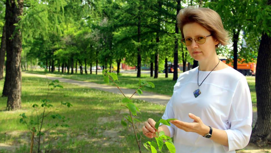 Наталья Сперанская.