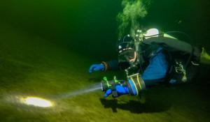 Подводный мир Телецкого озера.