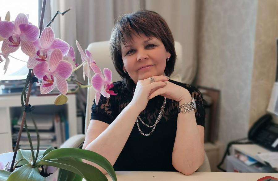 Ольга Пронина.