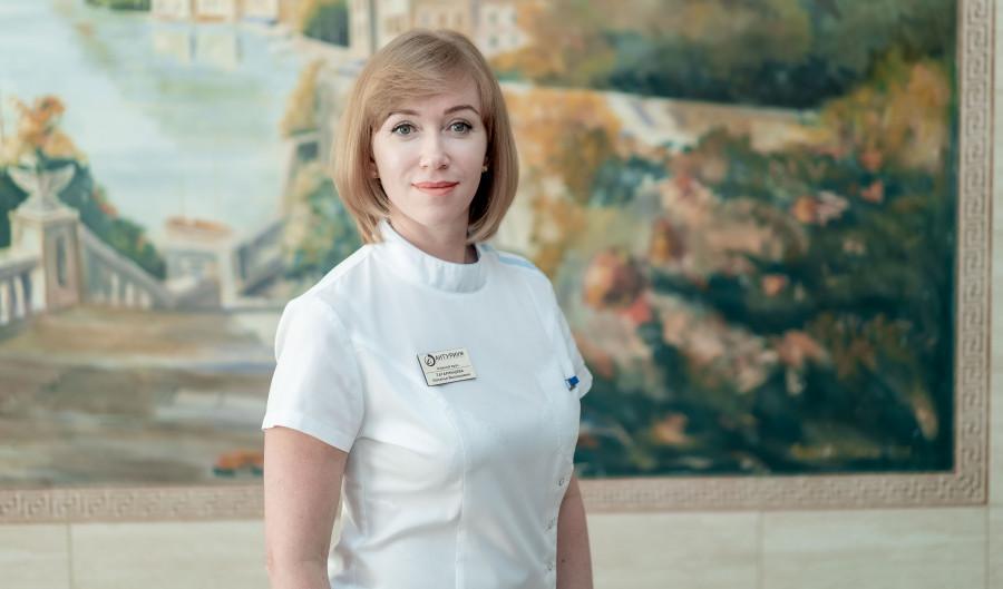 Наталья Татаринцева.