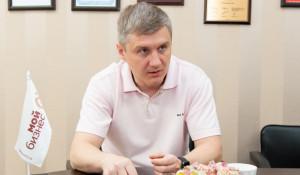 Владислав Уваров, исполнительный директор Алтайского фонда микрозаймов.