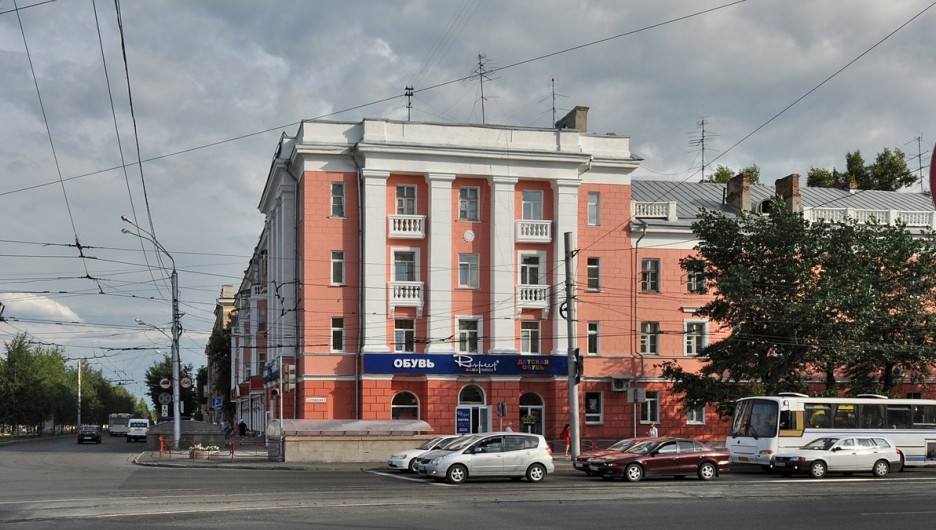 Дом на пр. Ленина, 85