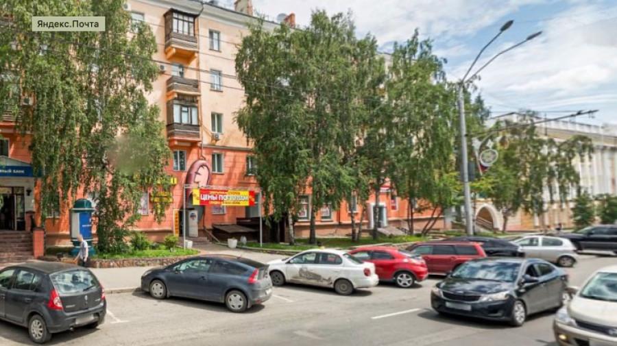 Дом в Барнауле на пр. Ленина, 42 - фигурант одного из исков.