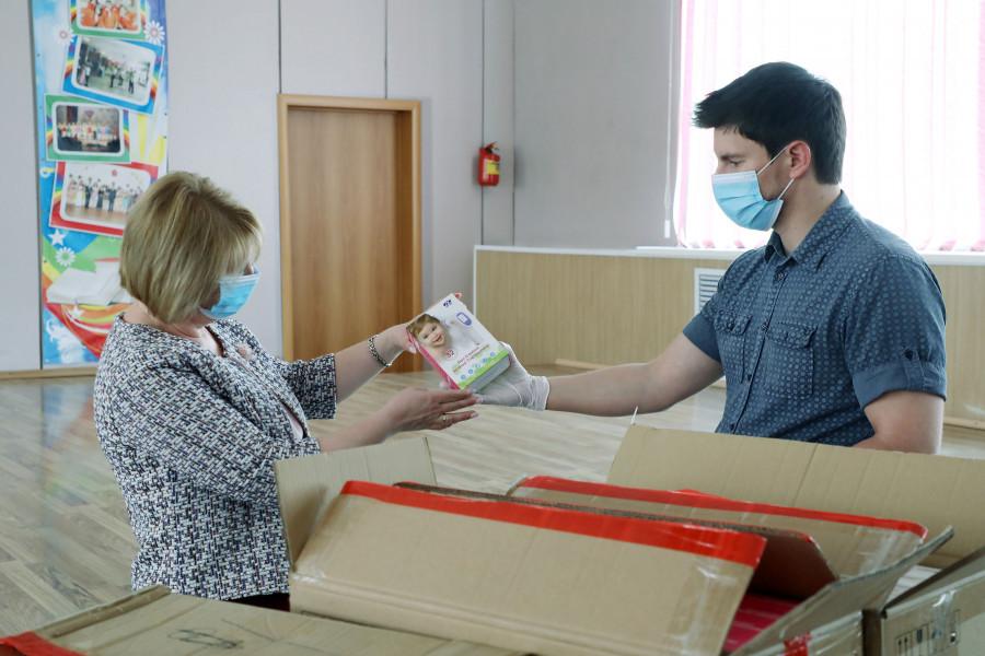 Алтай-Кокс поддерживает Заринск в борьбе против коронавируса.
