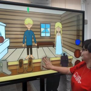 Краеведческий музей приобрел интерактивное оборудование