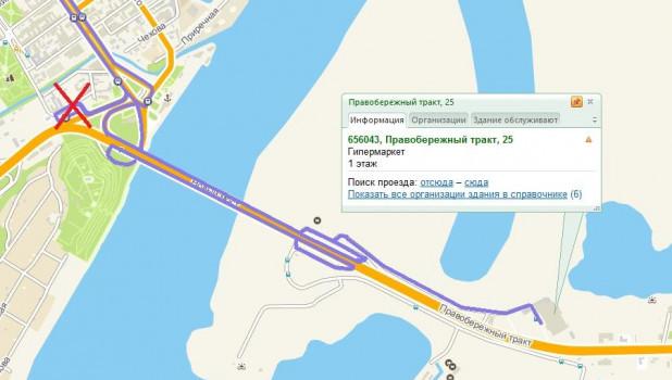 Новый маршрут автобуса №78