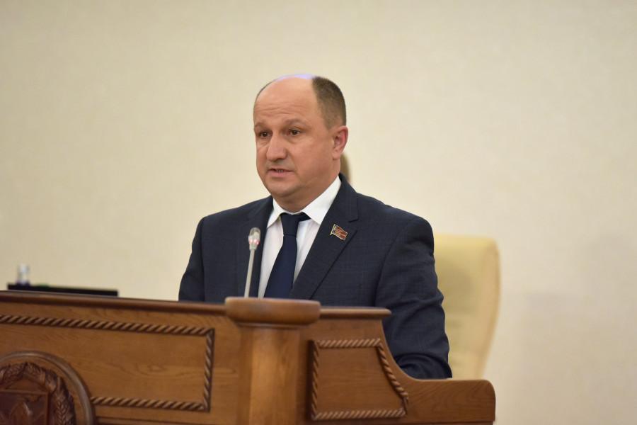 Отчет губернатора Виктора Томенко, 28 мая 2020 года.