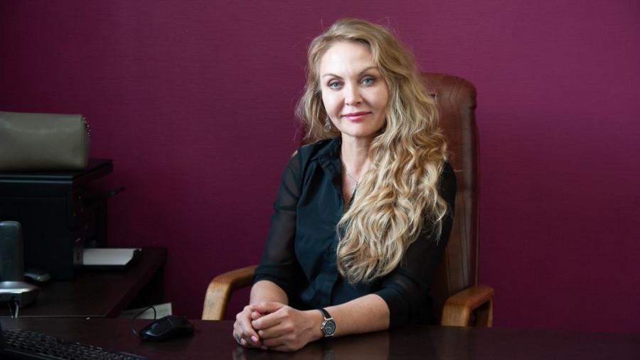 Валентина Берх, владелица сети современных столовых «Скороварка».