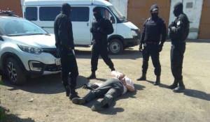 Задержание мэра Славгорода Сергея Горбунова.