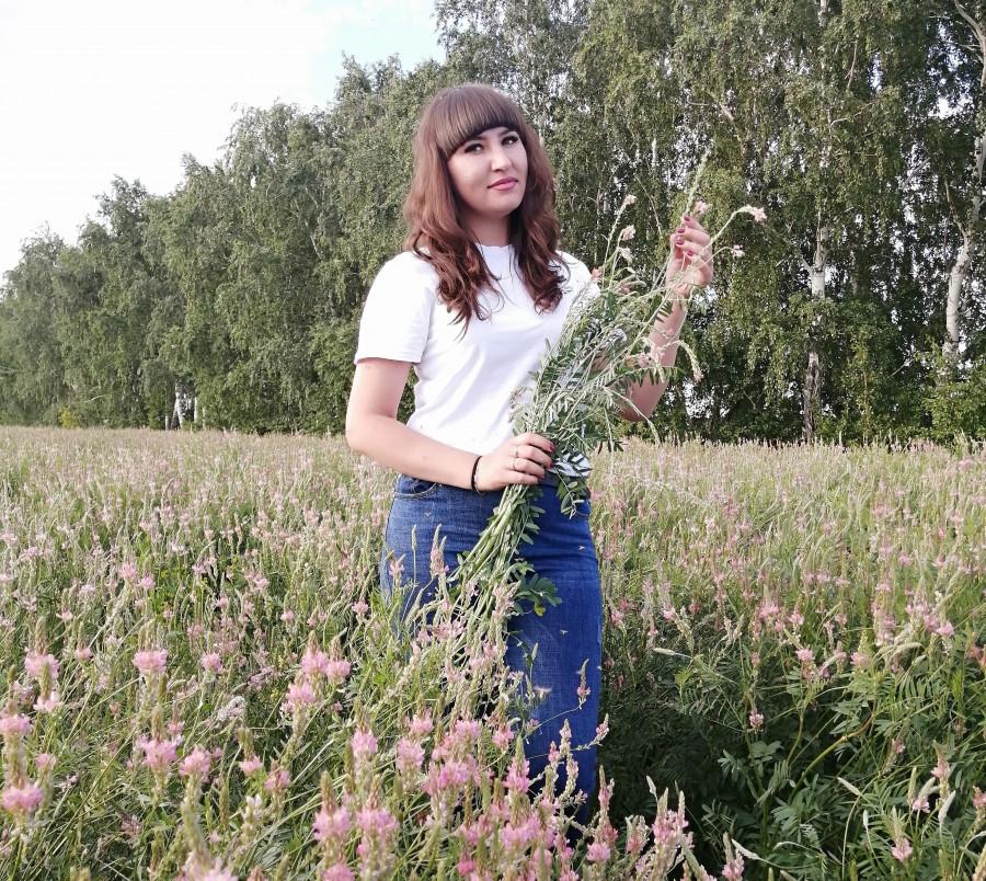 Анастасия Мосина, Ключевской район.