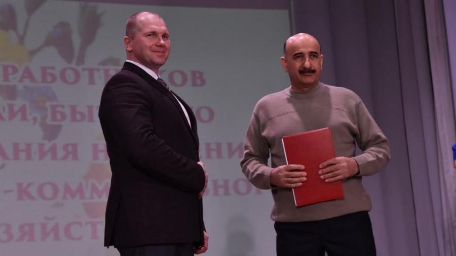 Дмитрий Петраков (слева).