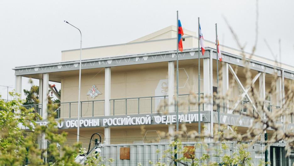 В Бурятии построен многофункциональный медицинский центр Минобороны России.