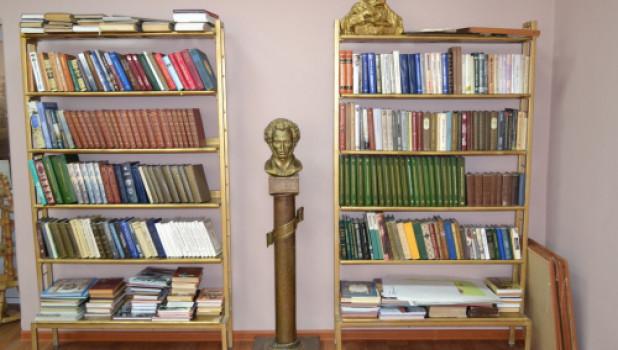 Библиотека в поселке Южный
