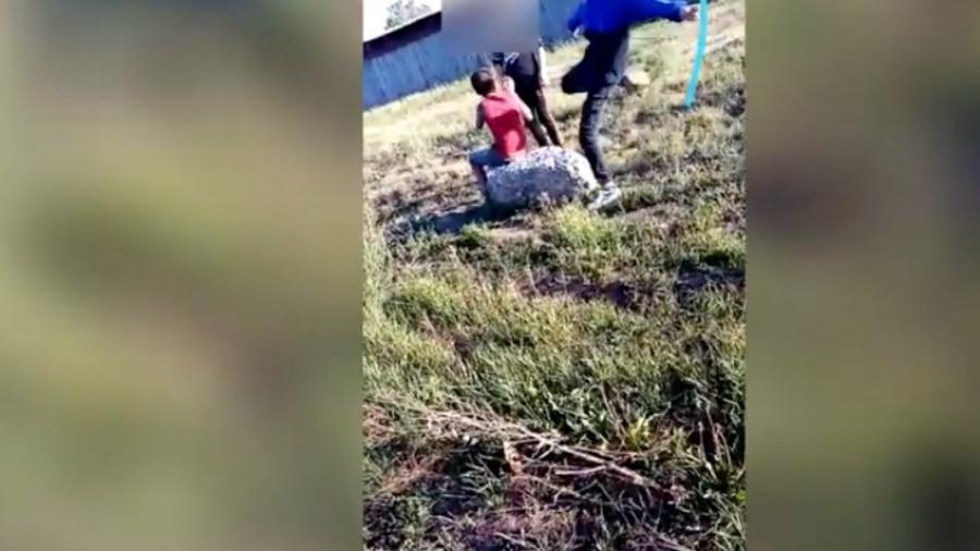 Инцидент в Камне-на-Оби.