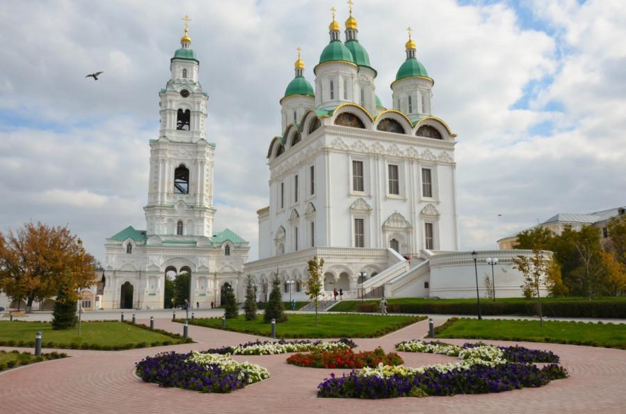 Астраханский Кремль.