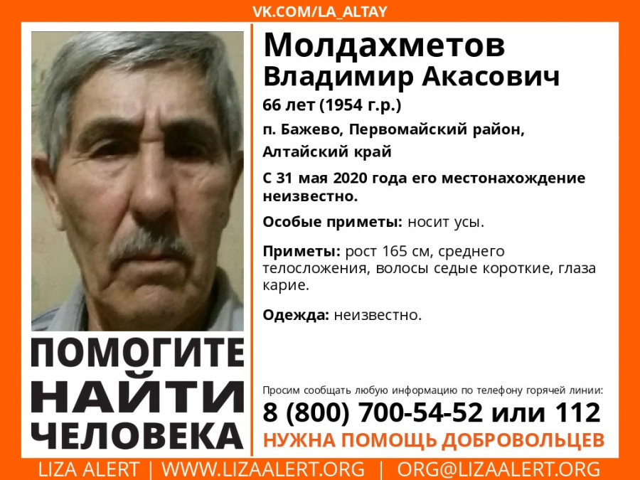 ПропалМолдахметовВладимир Акасович.