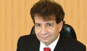 Александр Зальцман, главврач Железнодорожной больницы Барнаула.