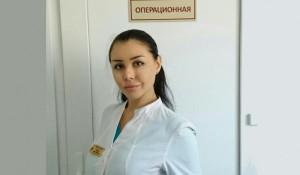 Алена Верди, пластический хирург.
