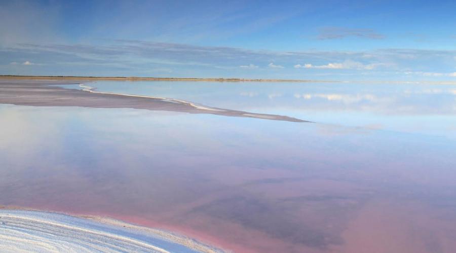 Кучукское озеро.