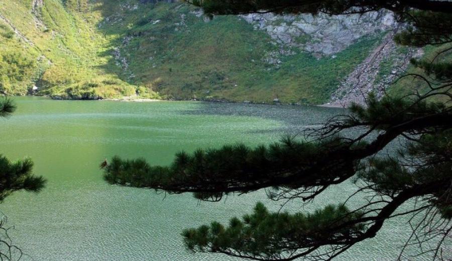 Озеро Озерное.