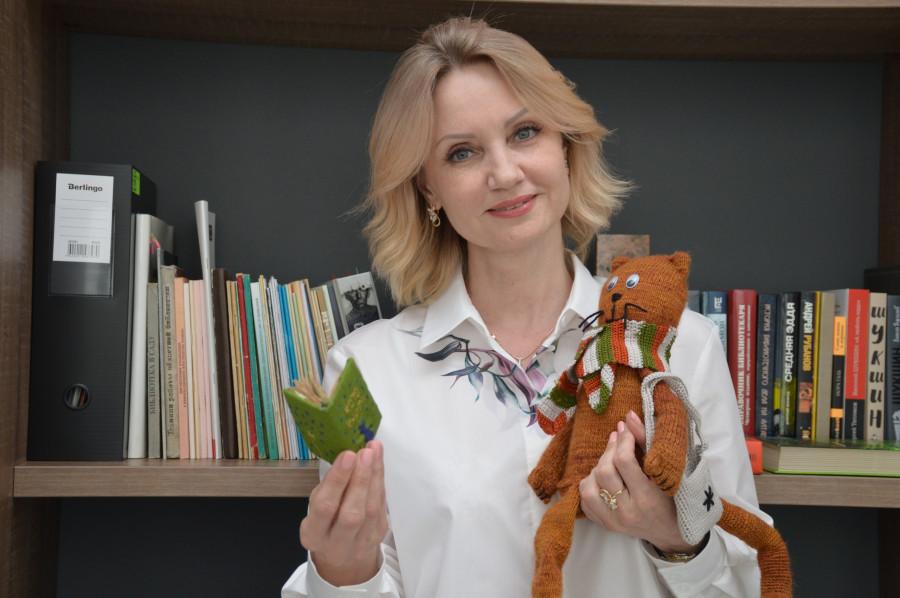 Татьяна Егорова.