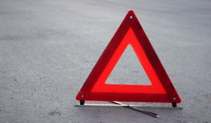 ДТП. Аварийный знак.